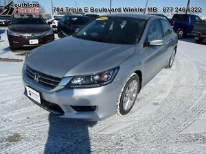 2014 Honda Accord Sedan LX   - $139.76 B/W