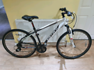 Carrera crossfire 1 hybrid bike in good condition all fully working
