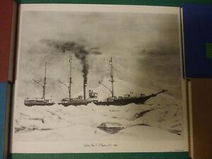 Sealing ship,  S. S.  Neptune, print