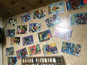 COMICS FROM 80's AND 90's