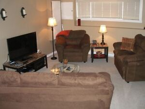 PRIVATE USE OF BASEMENT - Female roommate wanted