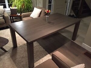 Dining Room Table - solid Birch, made in Canada
