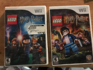 Lego Harry Potter: Wii