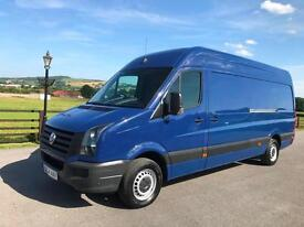 2014 Volkswagen Crafter 2.0TDi 109PS CR35 LWB 1 VW Owner 19th miles!!!