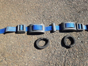 Scuba Weights with belt plus ankle weights