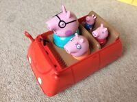 Peppa Pig interactive car