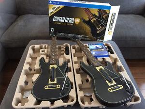 Guitare Héros live