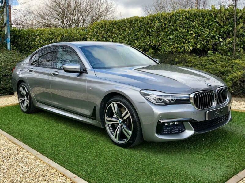 2019 19 BMW 7 SERIES 3.0 730D XDRIVE M SPORT 4D 261 BHP ...