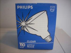 NEW PHILIPS 150 WATT OUTDOOR FLOOD LIGHT FOR SALE