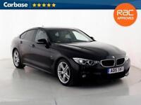 2015 BMW 4 SERIES 430d M Sport 5dr Auto [Professional Media]
