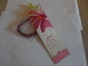 Brand new magnetic bracelet and bookmark giftset London Ontario image 2