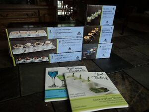 Complete Tastings Set with Recipe Books