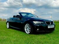 09 BMW 320 2.0i M Sport Convertible FSH