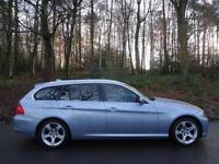 2011 11 BMW 320 2.0TD Touring d Exclusive Edition..FULL S/HISTORY!!..STUNNING!!