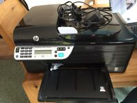 HP wireless printer for sale, £15 Ono, can deliver locally