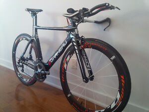 Louis Garneau TR1 Carbon TT Bike - 55 cm