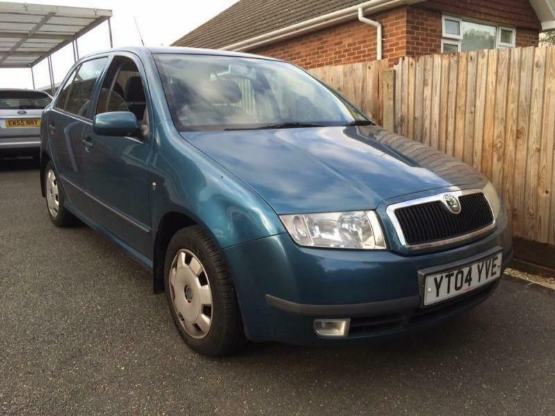 Skoda Fabia 1.9SDi Comfort LOADS OF HISTORY + NEW MOT