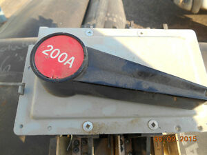 200 amp heavy duty uint