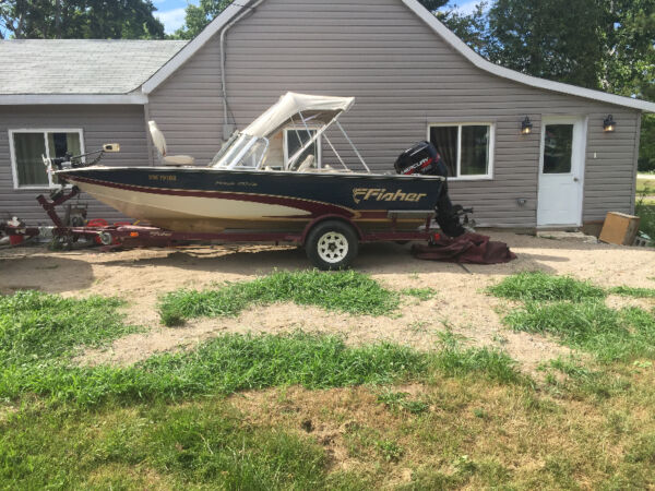 Used 1997 Other Fisher