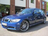 2007 57-Reg BMW 325 D M-Sport 3.0 Diesel,87,000 MILES,STUNNING LOOKS AND COND!!!