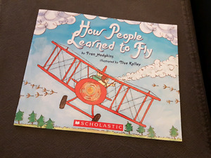 How People Learned To Fly (Fran Hodgkins)