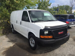 2011 Chevrolet Express Full 4.8 gaz Pret à travailler a1