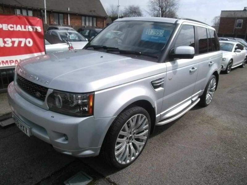 Land Rover Range Rover Sport 3.0TD V6 HSE Station Wagon 5d 2993cc auto