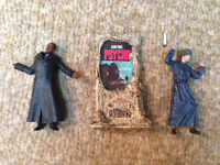 McFarlane Movie Maniacs Figures lot of 2 toys Psycho & Candyman