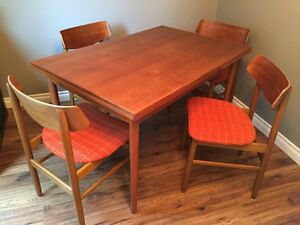 vintage buy or sell dining table sets in alberta kijiji