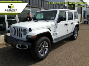 2018 Jeep Wrangler Unlimited Sahara 4x4  - Bluetooth