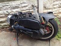 Peugeot speedfight 125cc 4stroke engine