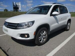 2015 Volkswagen Tiguan Trendline / AWD/ HEATED SEATS / FOG-LIGHT