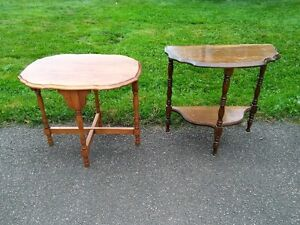 accent tables 30.00 each