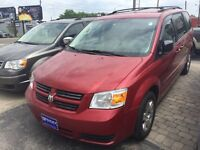 Low Mileage Grand Caravan Available for ODSP Income Financing.