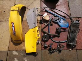 Suzuki rm 80 and 85 parts