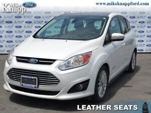 2015 Ford C-Max Hybrid SEL  - Navigation -  Leather Seats