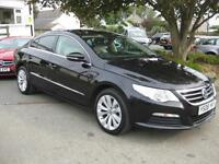 2008/08 Volkswagen CC 2.0 TDI CR 4dr Coupe FULL HISTORY.