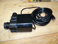 Wanted: A Doungguan Circulating Pool Pump