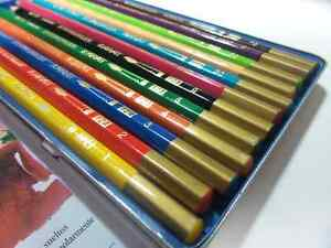 Staedtler Watercolour pencils karat aquarelle set of 12