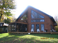 WATERFRONT-OFF GRID HOME-Oromocto Lake(HARVEY)