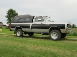 1989 Dodge Power Ram 1500 Pickup Truck