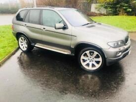 2006 BMW X5 3.0 d Sport Exclusive 5dr