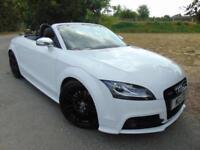 2013 Audi TT 2.0T FSI Quattro TTS Black Edition 2dr Sat Nav! Low MIles! BOSE!...