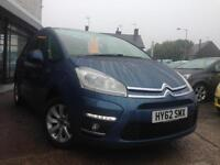 2012(62) Citroen C4 Picasso 1.6HDi (110bhp) Edition (Finance Available)