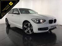 2013 BMW 116I SPORT TURBO AUTO 5 DOOR HATCHBACK 1 OWNER FINANCE PX WELCOME