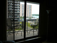 EXECUTIVE FURNISHED LARGE ONE BEDROOM CONDO