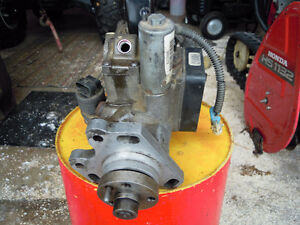Fuel injection pump ,Stanadyne
