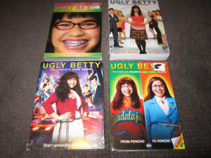 Ugly Betty - TV Series - Seasons 1 to 3 available, NEW $12.00 ea