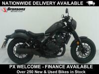 HONDA CNX500S REBEL SAVE £800