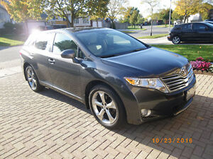 2010 Toyota Venza Leather SUV, Crossover